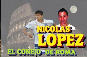 NICOLAS LOPEZ WALL