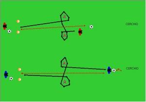rapidità palla varianti 2
