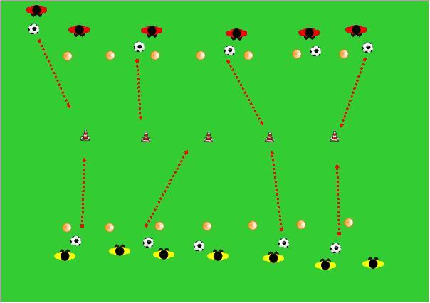 Scuola calcio il gioco della bomba mistermanager - Gioco da tavolo passa la bomba ...