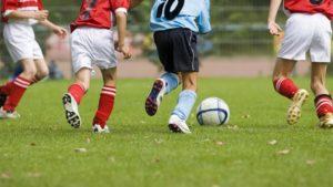 Esercitazioni per alta intensità scuola calcio