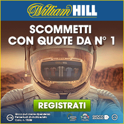 willima hill scommesse