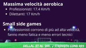 potenza aerobica palla