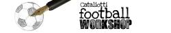 logo cataliotti football workshop 250