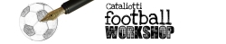 logo cataliotti football workshop 250