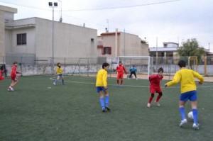 """Campo comunale """"Calcio a 5"""""""