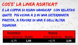 linea asiatica